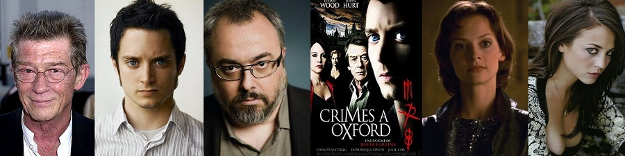 crimes a oxford